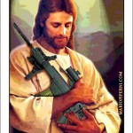 Jesus Didn't Die to Give You Gun Ownership Rights