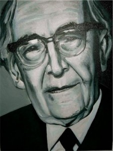 Myers Karl Barth painting 1