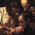 Easter Encounters: Doubting Thomas