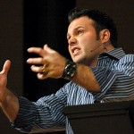 Mark Driscoll in the Hands of an Angry Pastor