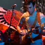 Miley, Sufjan and the Present Perfect Continuous