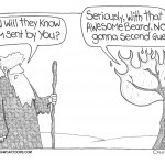 The Real Reason Why the Israelites Followed Moses