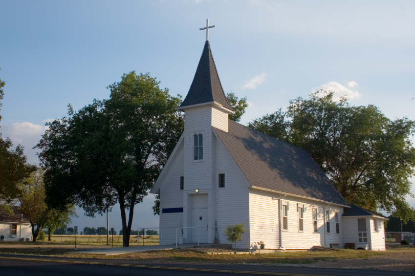 small-town-church