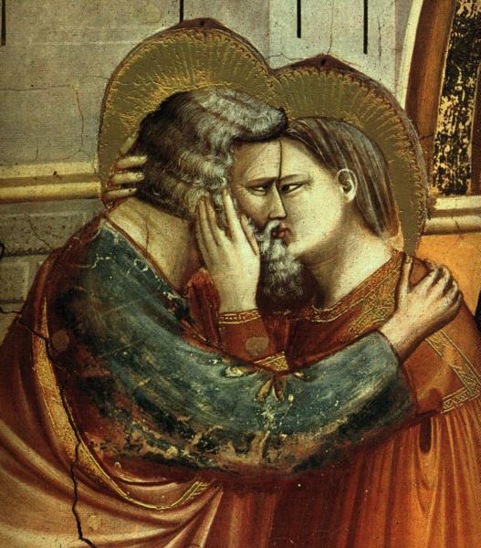 Giotto_di_Bondone_-_No._6_Scenes_from_the_Life_of_Joachim_-_6._Meeting_at_the_Golden_Gate,_detail_-_WGA09178
