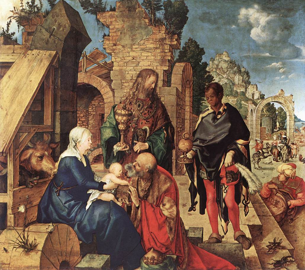 albrechtdurer_adoration_of_the_magi_detail1