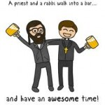 A Reverend and a Rabbi Walk into a Bar (Really)