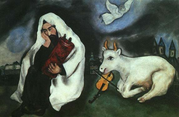 solitude_chagal