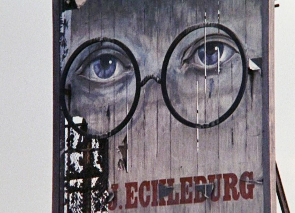 symbolism and similarity of owl eyes and dr tj eckleburg in f scott fitzgeralds great gatsby F scott fitzgerald wrote ashes are viewed through the eyes of dr t j eckleburg the great gatsby the symbolic meaning of tj eckleburg and the.