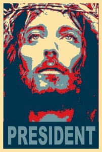 jesus-our-president