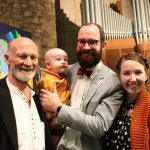 Letter to My Godson: On the Third Anniversary of Your Baptism