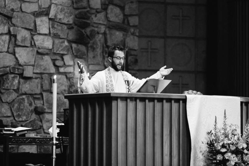 Eucharist jason micheli the word of god is not rightly divided between law and gospel when there is a disposition to offer the comfort of the gospel only to those who have been fandeluxe Gallery